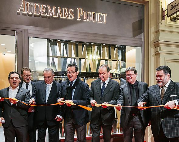 Фото: пресс-материалы Audemars Piguet; ГУМ