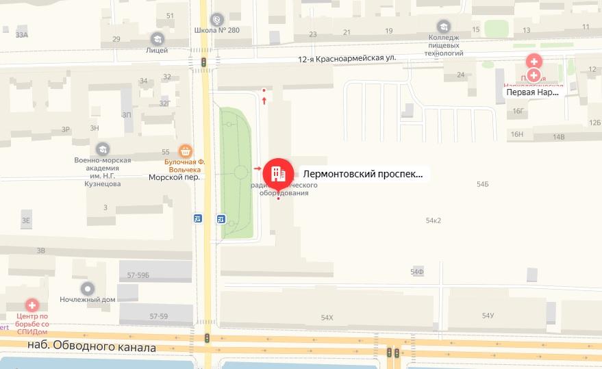 Фото: Яндекс.Карты