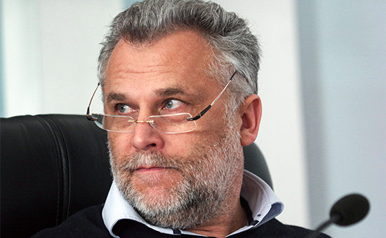Экс-спикер заксобрания Севастополя Алексей Чалый