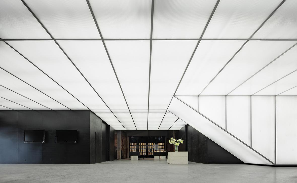 Офис Stone Art Gallery в Гуанчжоу, Китай