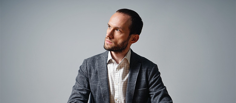 Исполнительный директор онлайн-брокера Exante Анатолий Князев