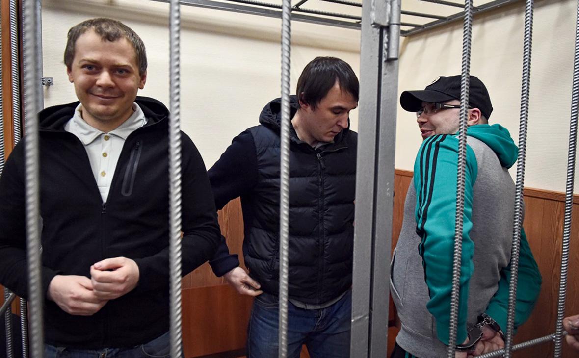 Андрей Жданов, Кирилл Кулабухов и Максим Матюшев