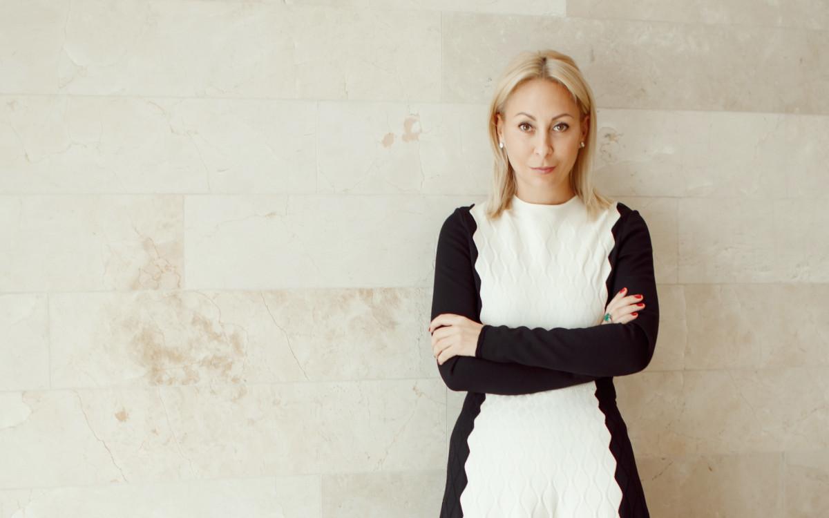 Марина Руднева, председательсовета директоров девелоперской компании Vos'hod