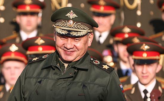 Министр обороны РФ Сергей Шойгу (на фото) отчитался одоходах еще вапреле, его заработок составил10,4 млнруб.