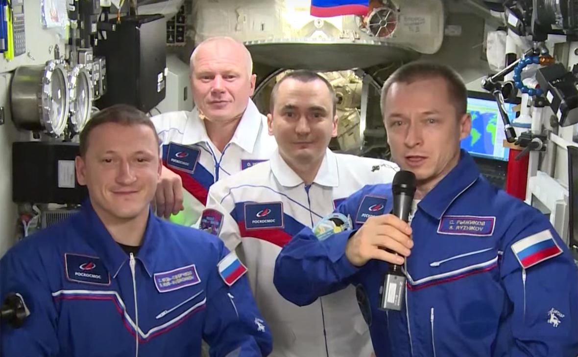 Сергей Кудь-Сверчков, Олег Новицкий, Петр Дубров иСергей Рыжиков