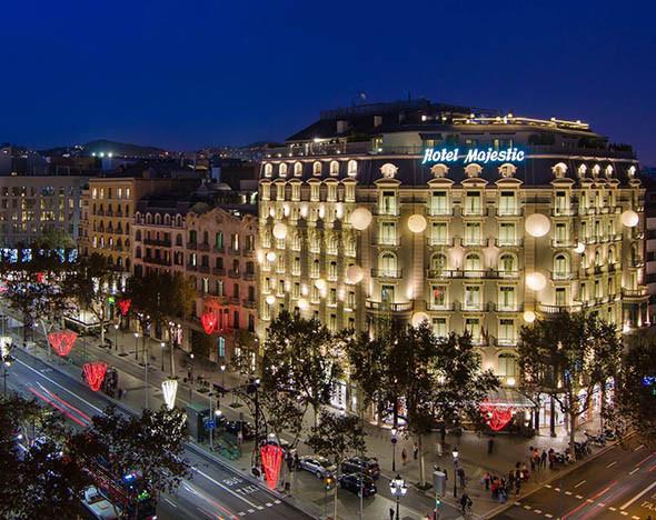 Фото: hotelmajestic.es