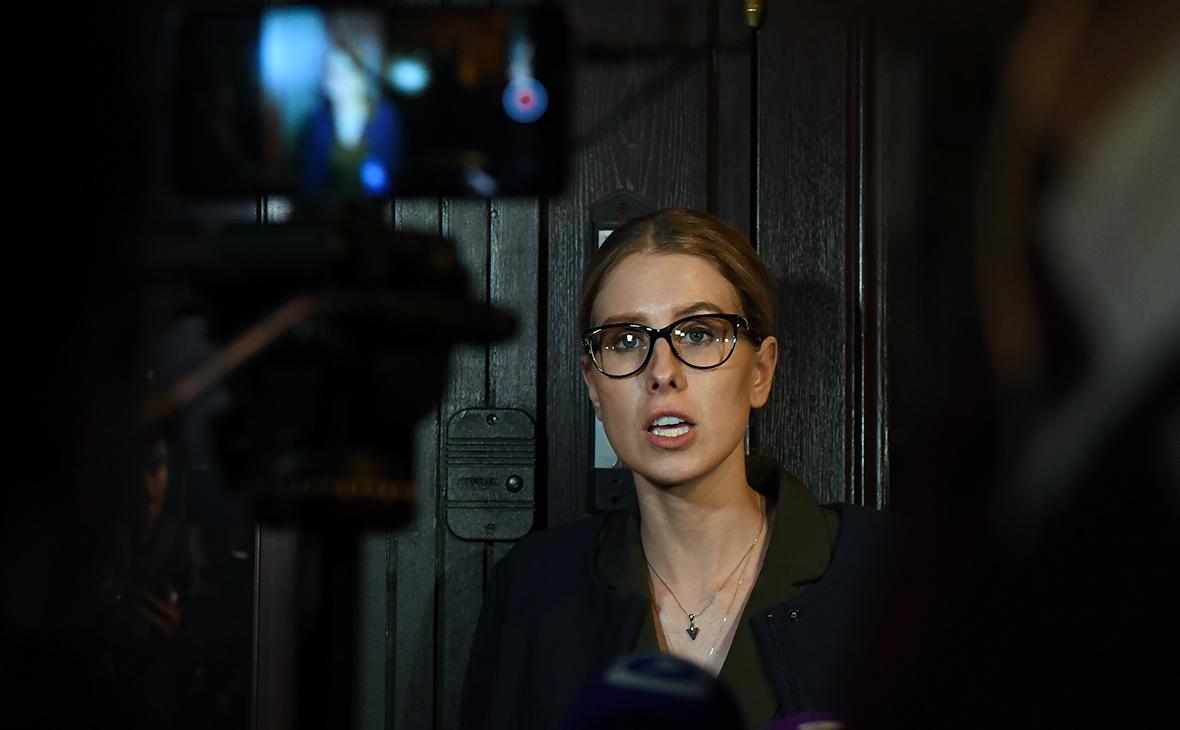 В СК сообщили детали уголовного дела против Соболь :: Политика :: РБК