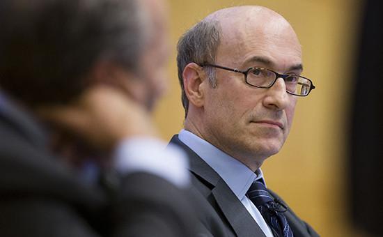 Профессор экономики Гарвардского университета Кеннет Рогофф