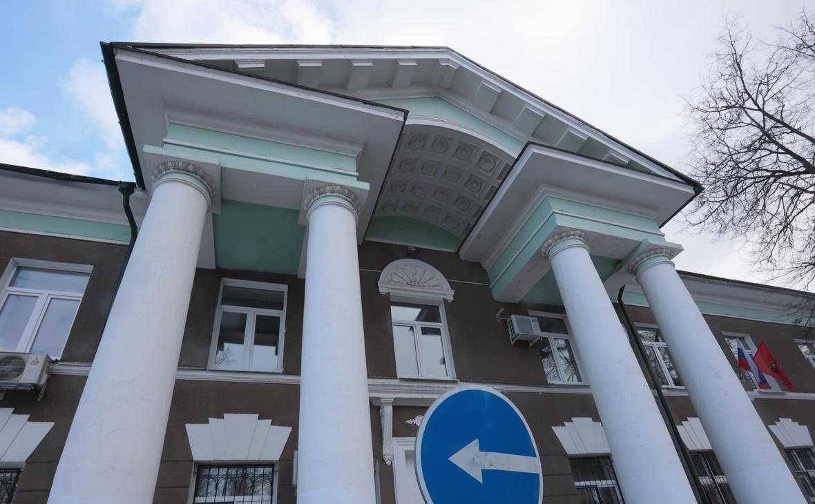 Здание Федерального научного центра исследований и разработки иммунобиологических препаратов имени М.П. Чумакова РАН в Москве