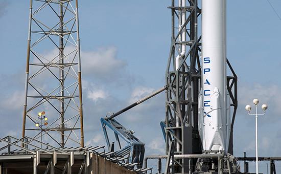Ракета-носительSpaceX Falcon 9