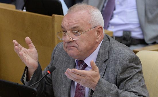 Координатор фракции КПРФ в Госдуме Сергей Решульский