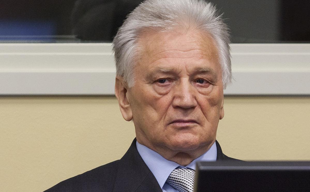 Экс-начальник Генштаба Сербии получил 3 года тюрьмы за шпионаж