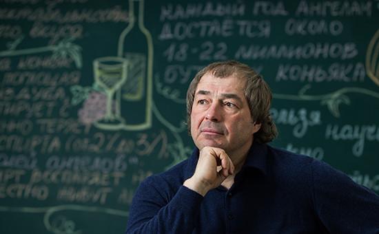 Основатель сети «Красное & Белое» Сергей Студенников