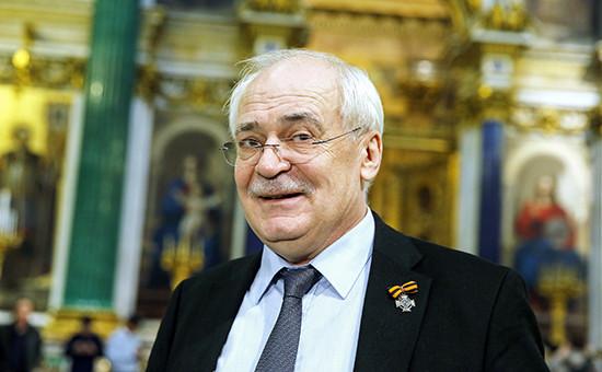 Директор Исаакиевского собора Николай Буров