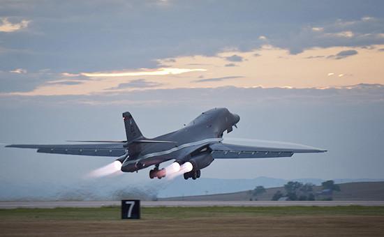 Бомбардировщик B-1 Lancer