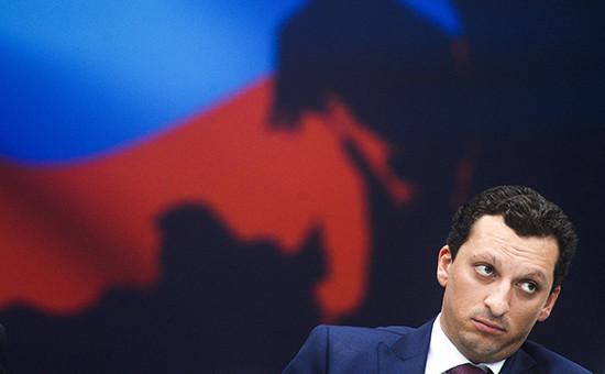 Впервые в рейтинг богатейших российских кланов по версии Forbes вошла семья Шамаловых (на фото Кирилл Шамалов)