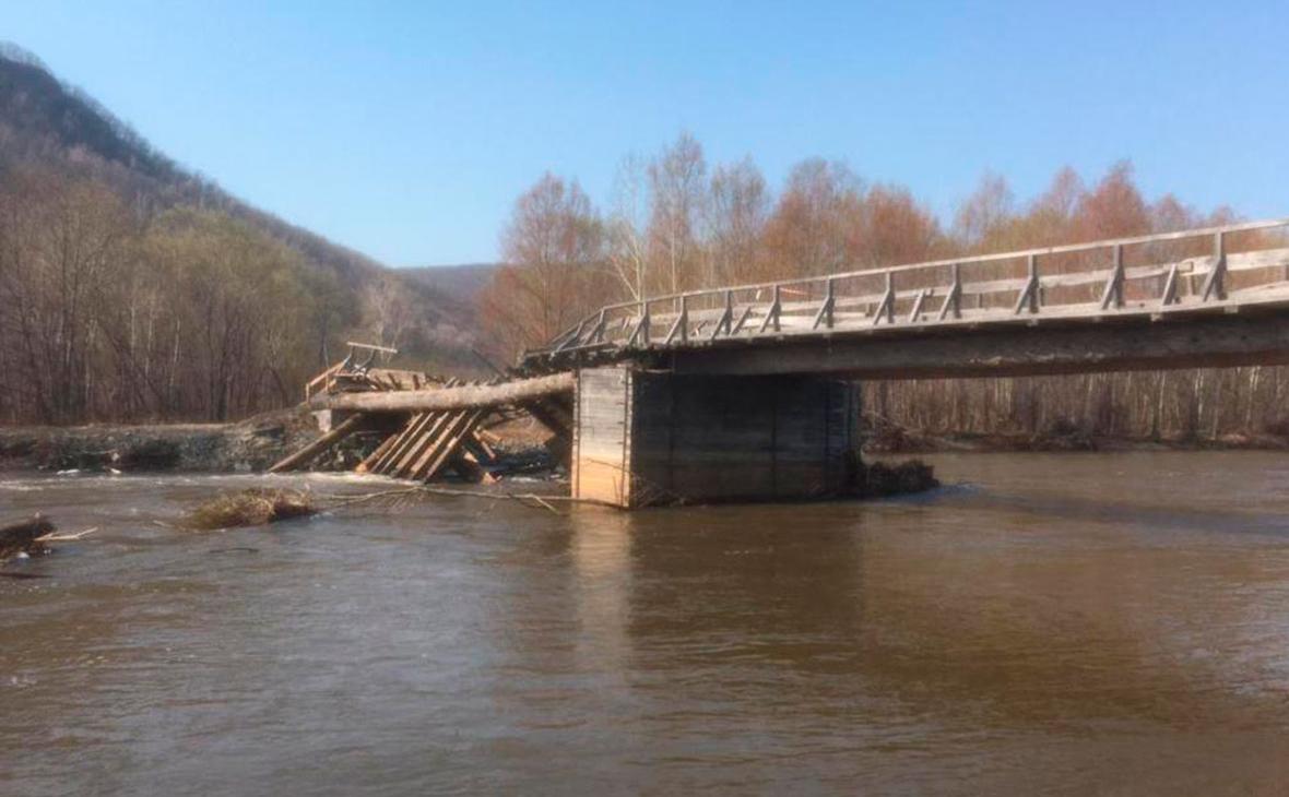 Мост, который построил фермер