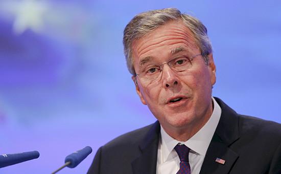 Бывший губернатор Флориды Джеб Буш