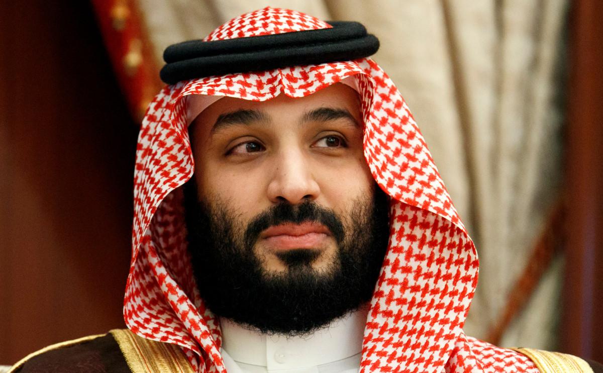 Мохаммед бен Салман аль Сауд