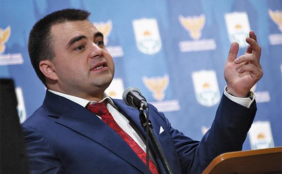 Депутат Госдумы РФ Алексей Казаков