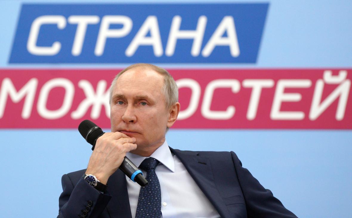 Путин рассказал о смерти «бывшего коллеги» в Латвии от коронавируса