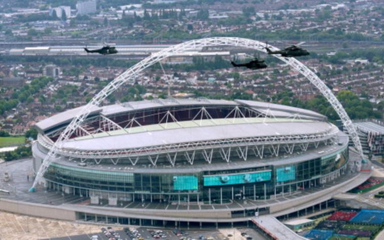 "Фото: Стадион ""Уэмбли"" (Фото: Getty Images)"