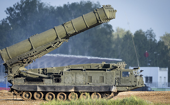 Российская система ПВО С-300ВМ «Антей-2500»