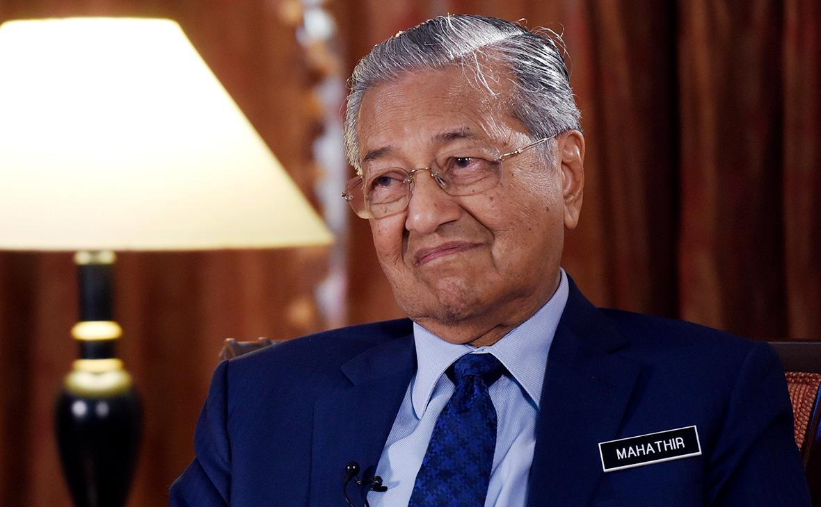 Мохамад Махатхир