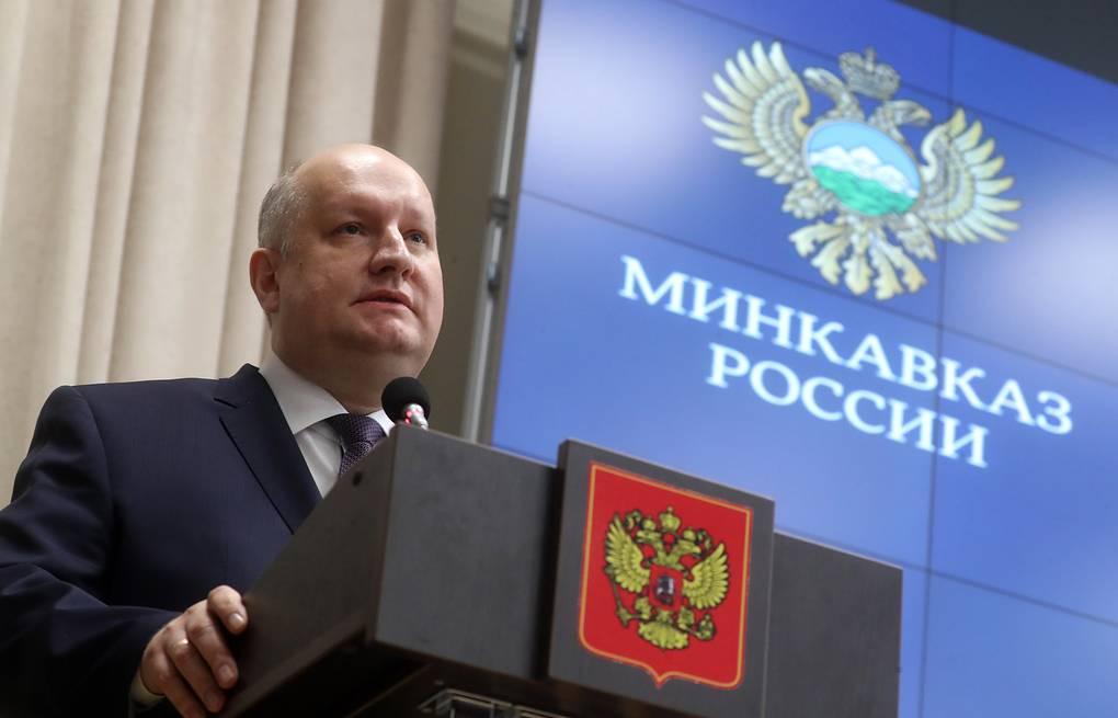 Экс-министр РФ по делам Северного Кавказа Сергей Чеботарев