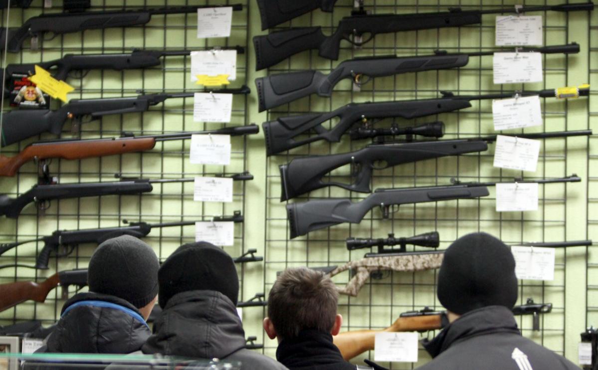 В России предложили требовать характеристику с работы для прав на оруж