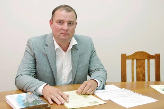Историк Виталий Бондарь