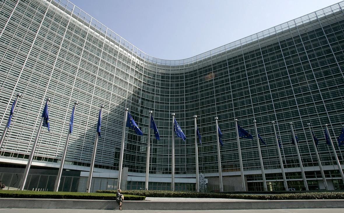 Здание Европейской комиссии в Брюсселе