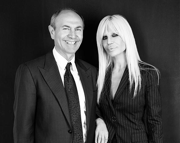 Фото: пресс-служба Versace