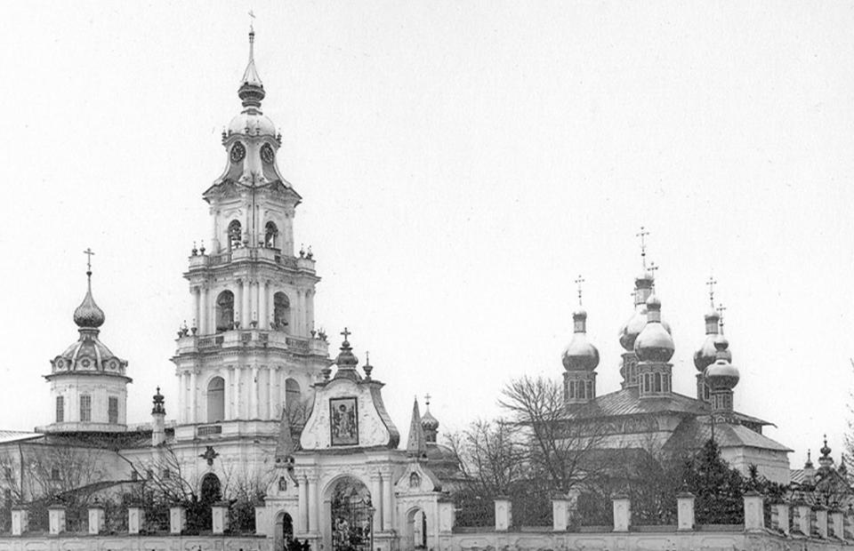 Костромской кремль, 1900-е годы