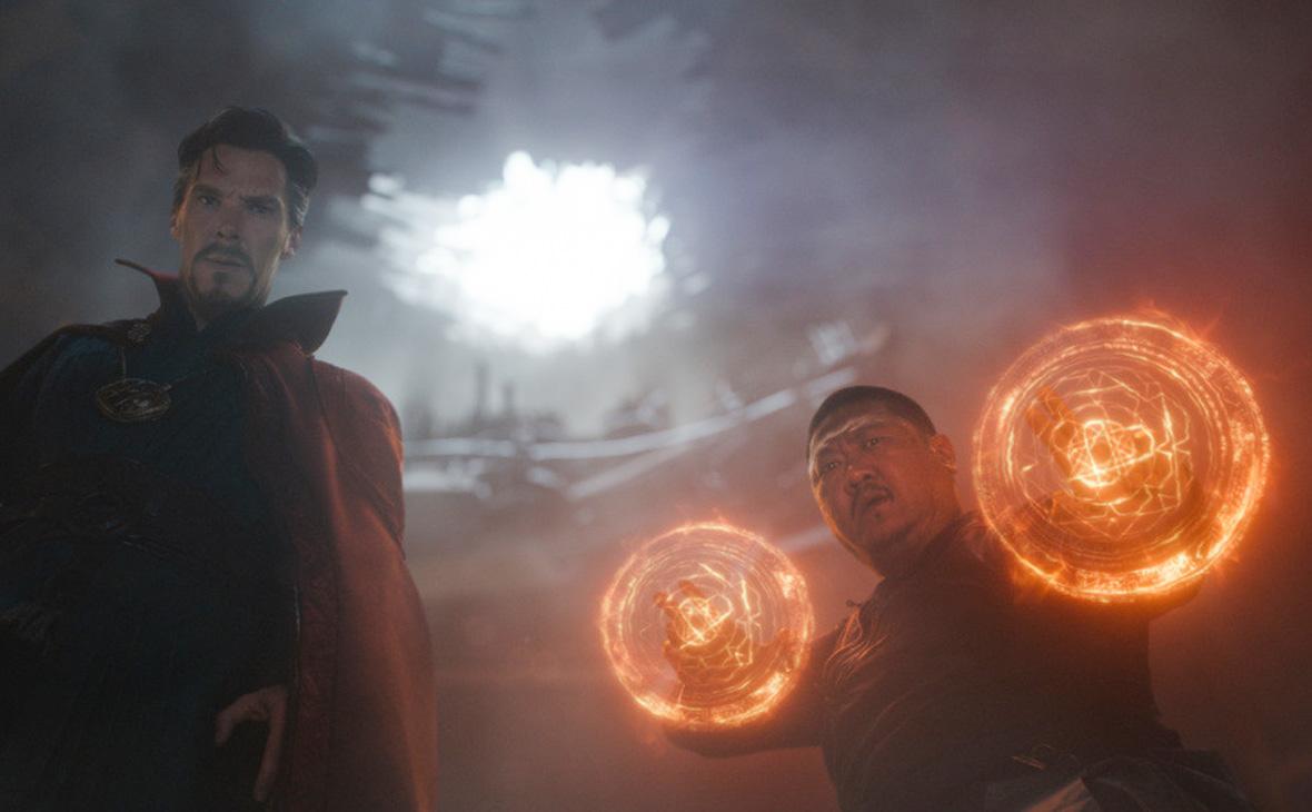 Фото: кадр из фильма «Мстители. Война бесконечности»