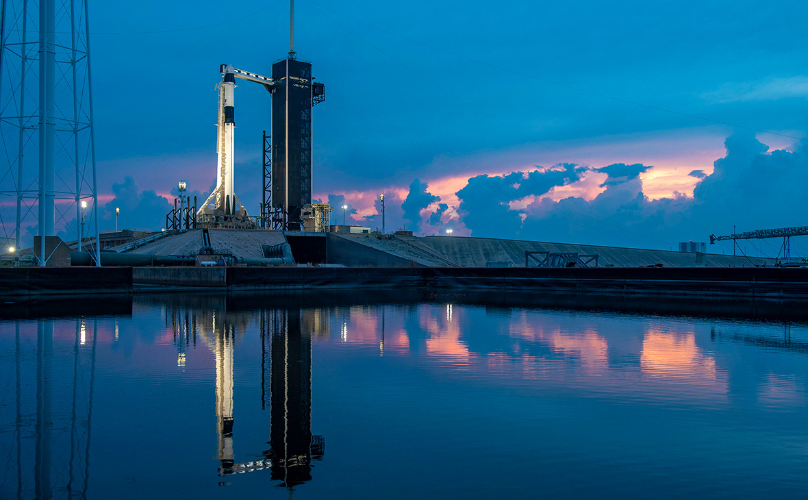 Фото: SpaceX / Getty Images