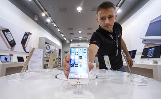 Начиная с 12 января чаше всего у ретейлеров дешевела последняя модель iPhone — 6s