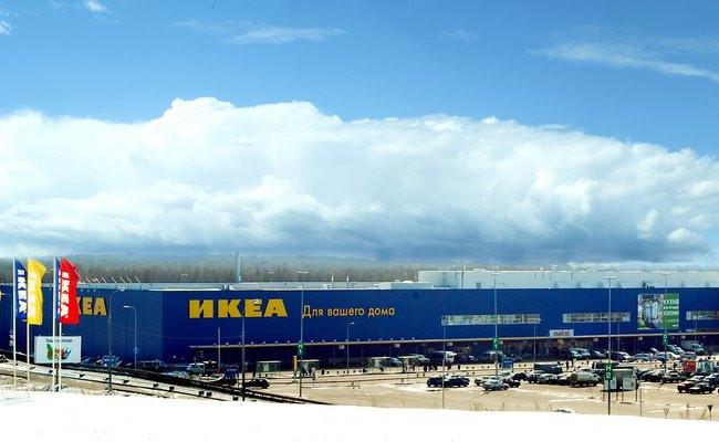 Торговый центр «Мега» в Московской области