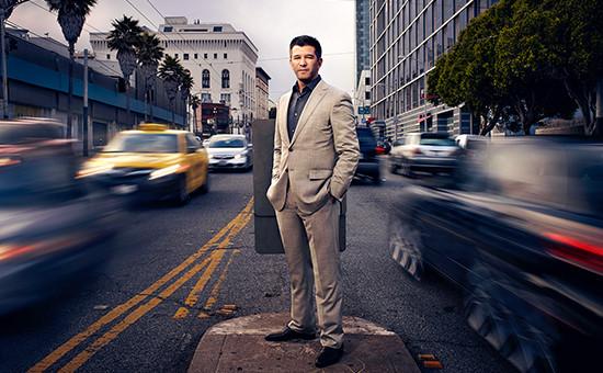 Трэвис Каланик, CEO компании Uber