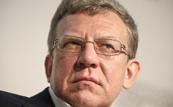 Экс-министр финансов Алексей Кудрин