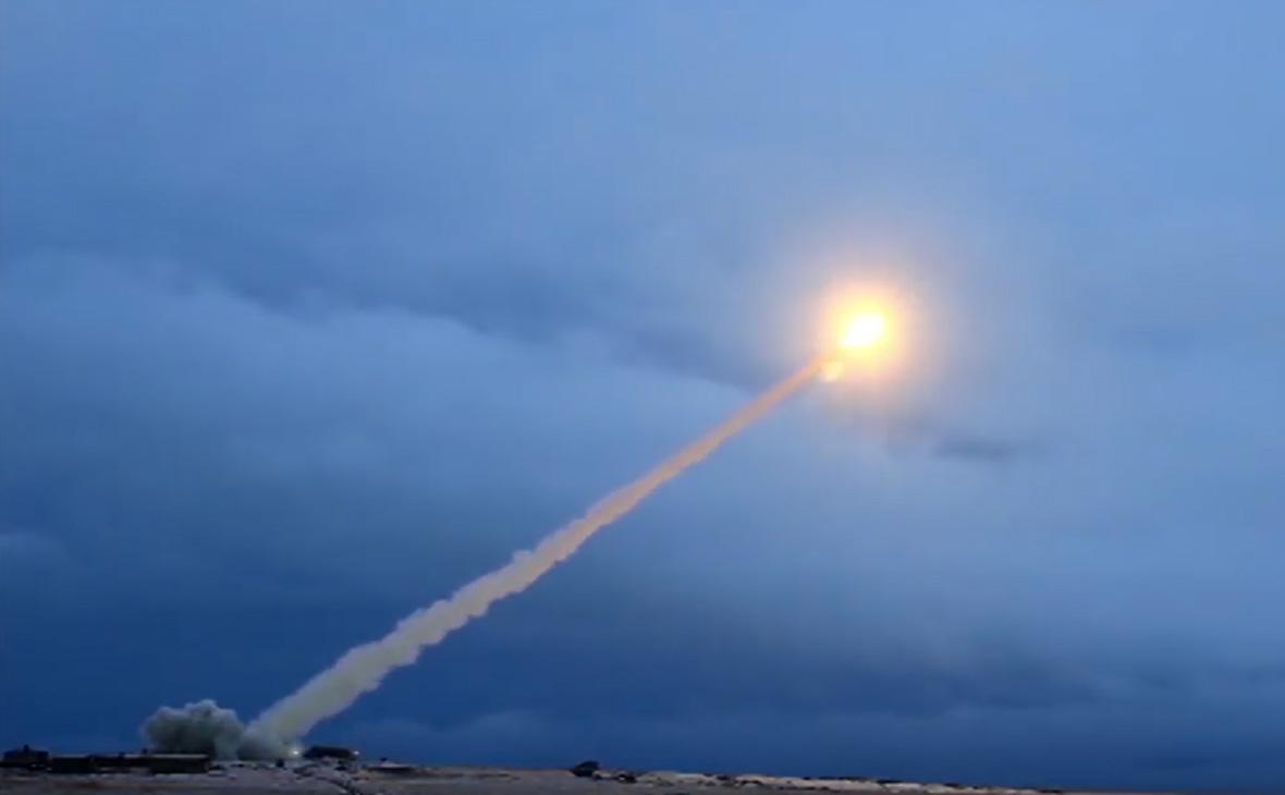 Испытаниекрылатой ракеты с ядерным двигателем «Буревестник». 19 июля 2018 года