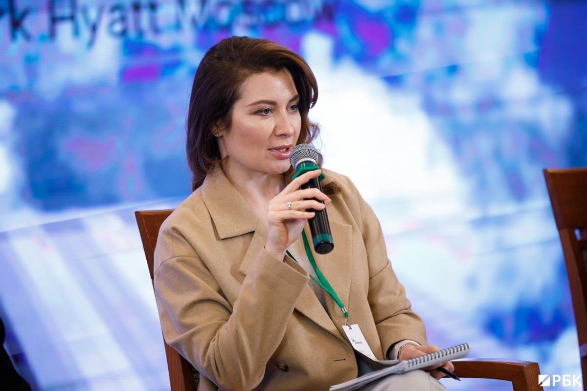 коммерческий директор компании #Суварстроит Эльвира Галяутдинова