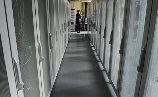 Серверное оборудование вдата-центре