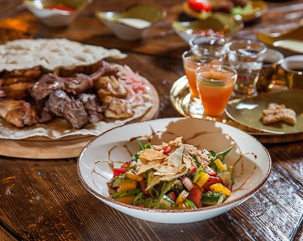 Фото: пресс-материалы ресторана «Mr. Ливанец»