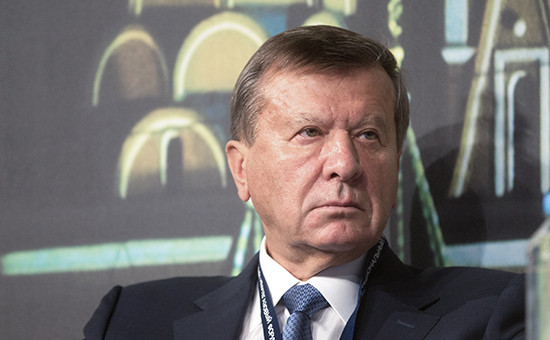 Глава совета директоров «Газпрома» Виктор Зубков