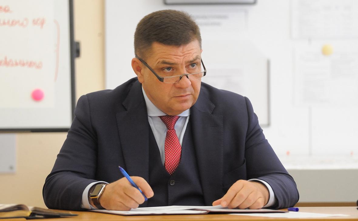 Андрей Гетманов