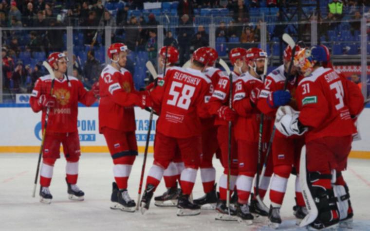 Фото: Сборная России по хоккею (Фото: Global Look Press)