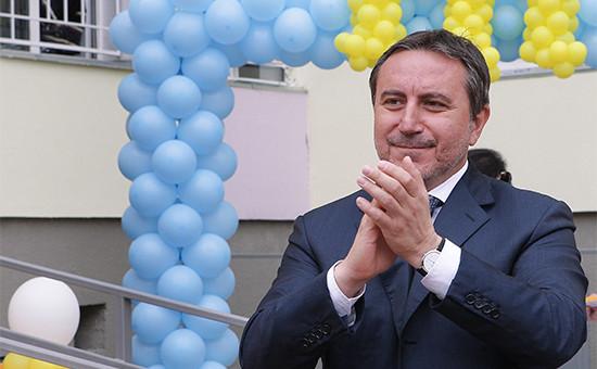 Координатор блокады Крыма Ленур Ислямов