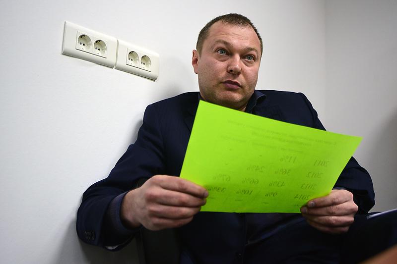 ПредпринмиательМаксим Ванчугов (ГК «Город»)