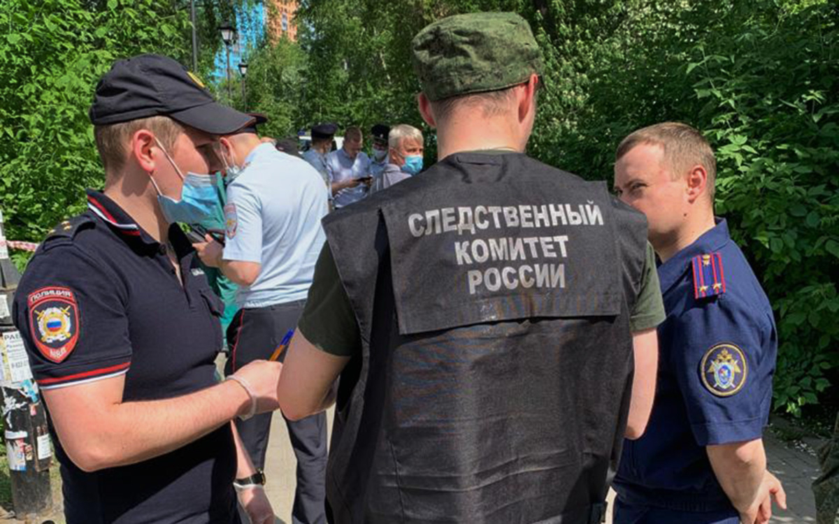 Фото: СК РФ по Свердловской области